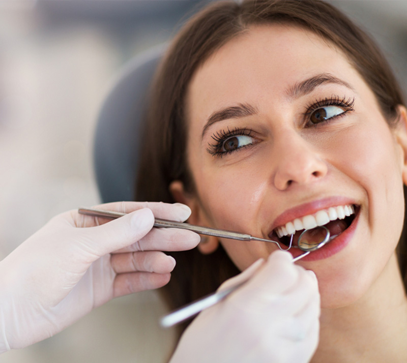 dental inlays and onlays in lively