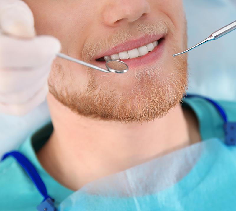 restorative dentistry in lively